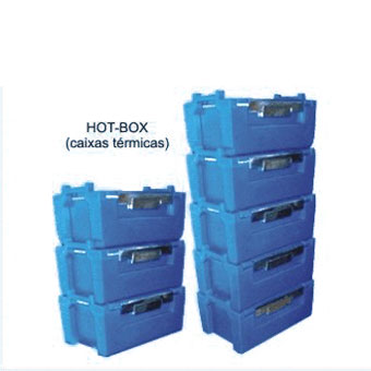 Locação de Hot Box