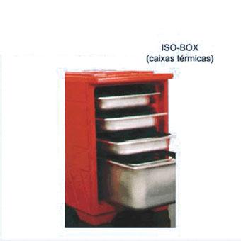 Locação de Iso Box