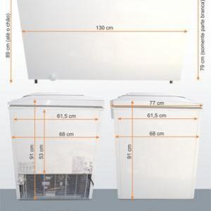 Aluguel de freezer e geladeira