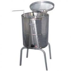 Aluguel de fritadeira a óleo
