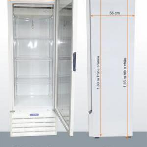 Aluguel de geladeira expositora sp