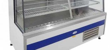 Locação de vitrine refrigerada